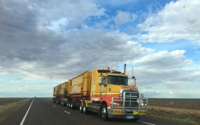 What is the purpose of a truck and what role does it play?